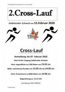thumbnail of 2. Crosslauf 2020