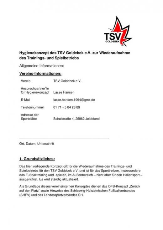 thumbnail of Hygienekonzept Fußball TSV Goldebek 2